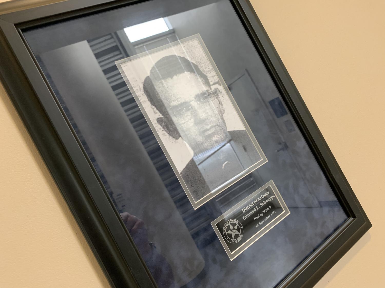 Edmund Schweppe was the last U.S. Marshal to be killed in Arizona, 66 years ago.
