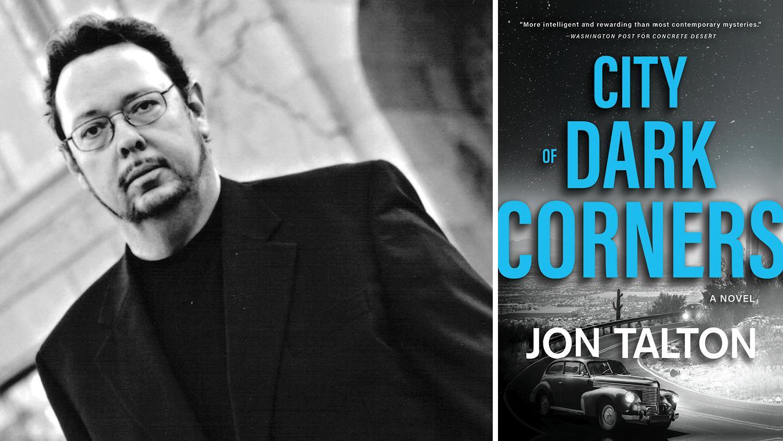 Jon Talton City of Dark Corners book