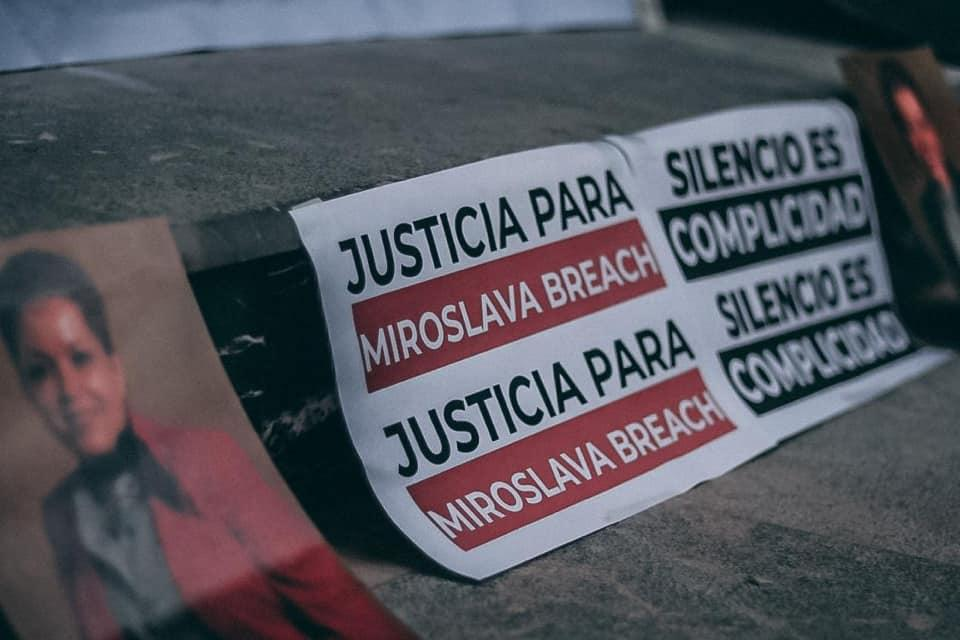 Justice For Miroslava Breach