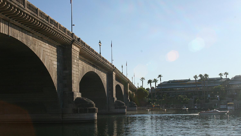 London Bridge Lake Havasu City