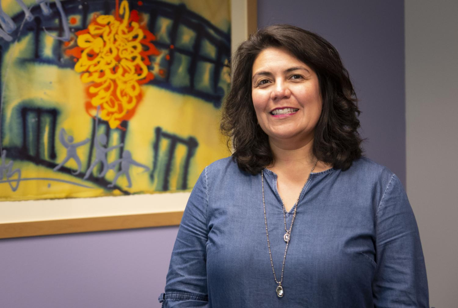 Laura Pastor is the chair of Phoenix City Council