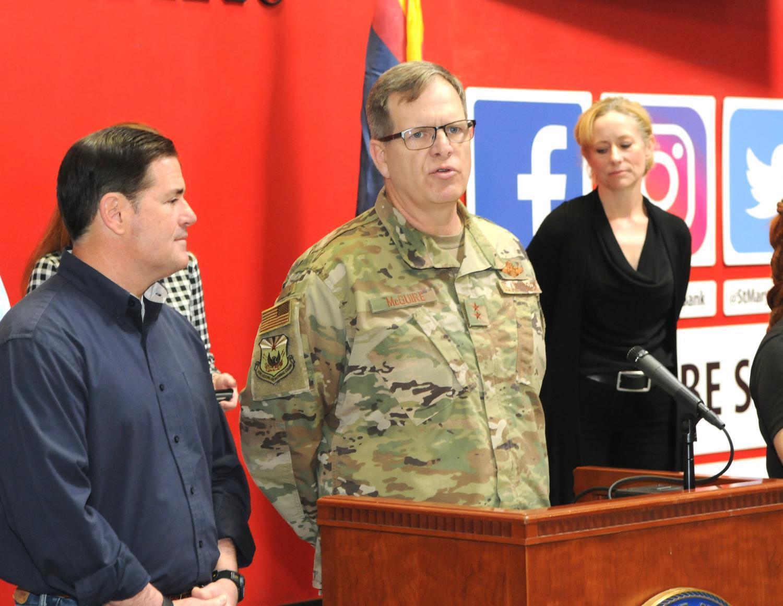 Gen. Michael McGuire