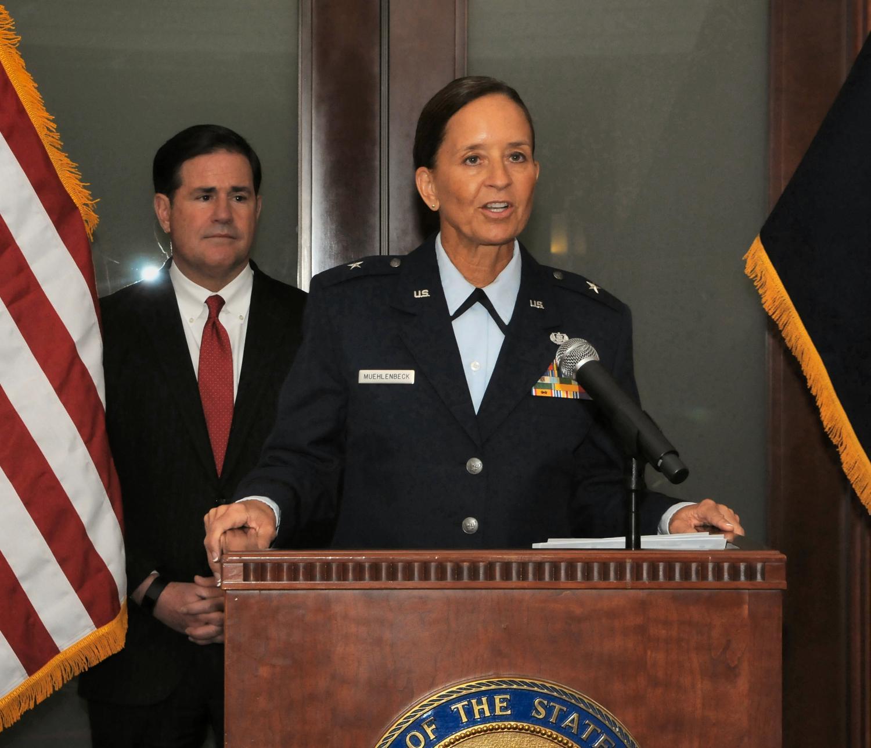 Brig. Gen. Kerry Muehlenbeck