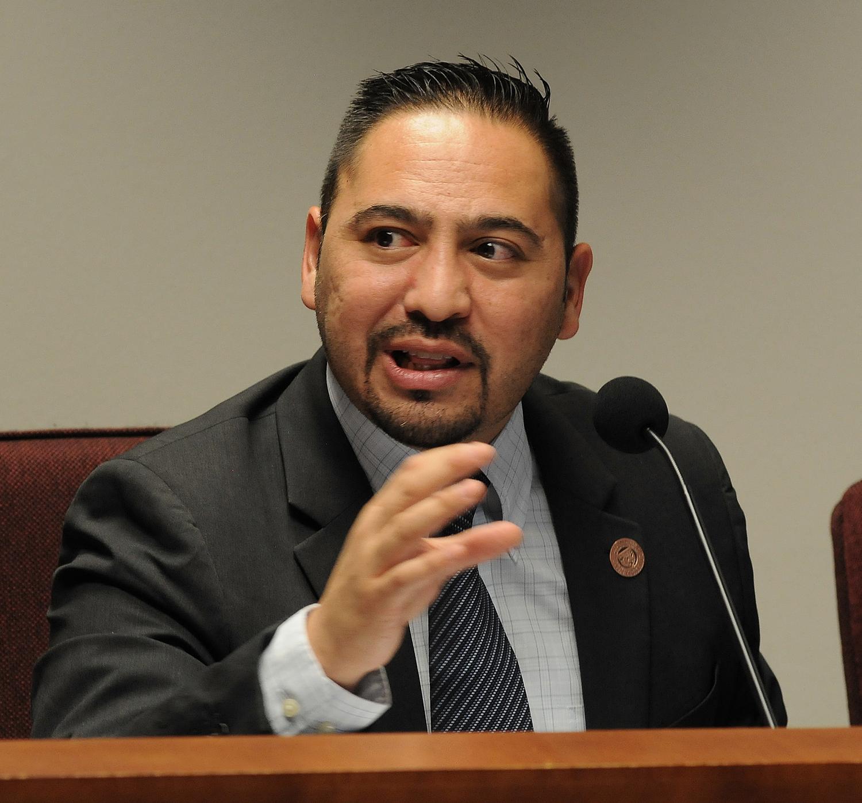 Arizona Sen. Martin Quezada