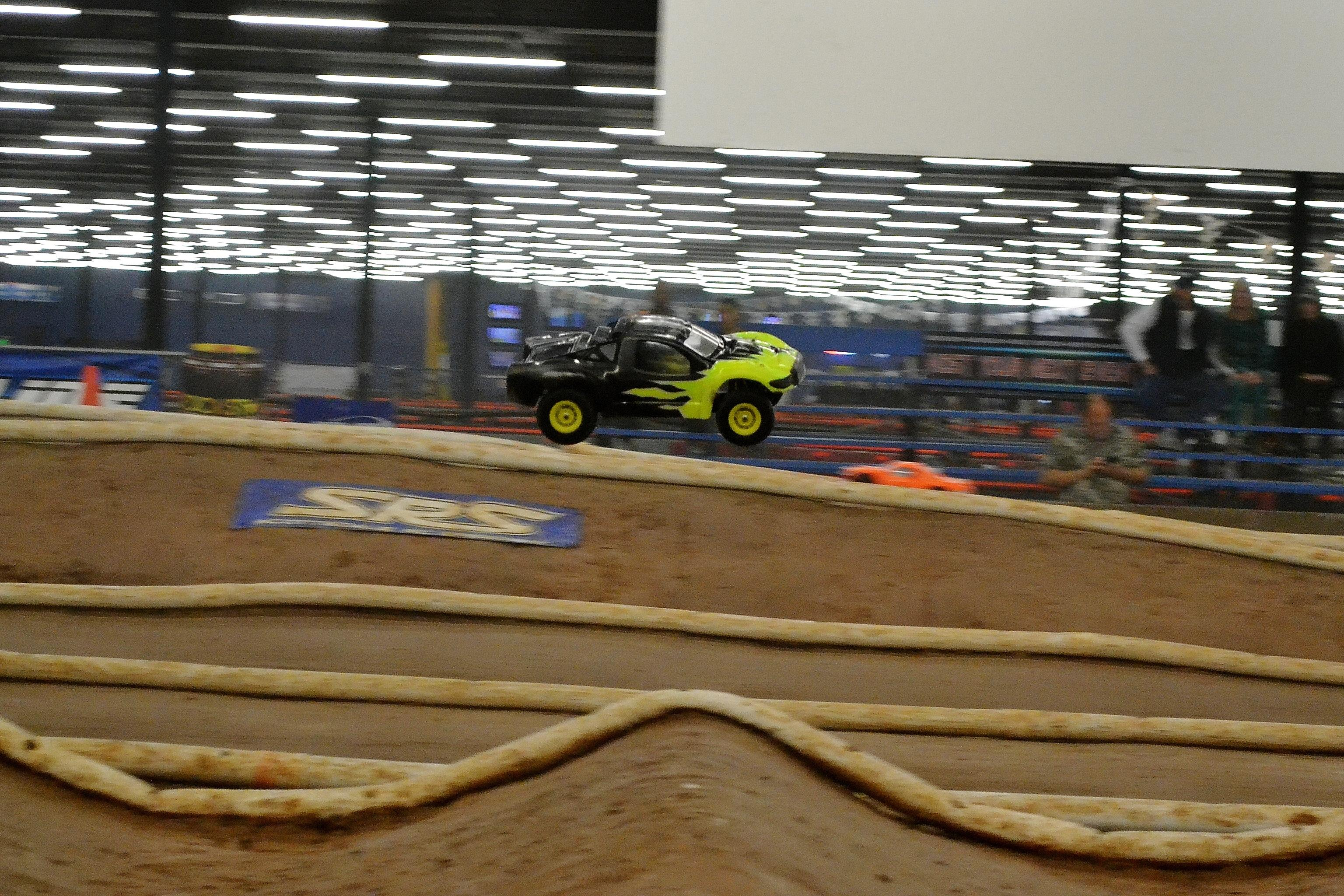 rc car race