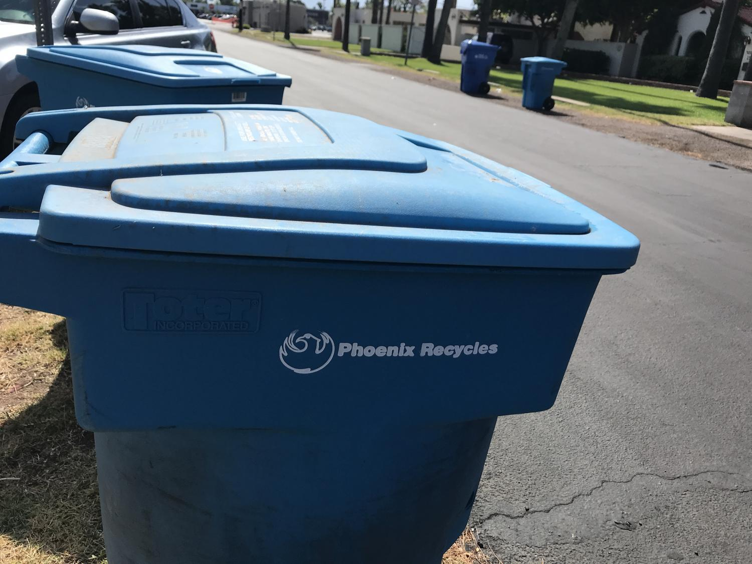 phoenix recycle bins