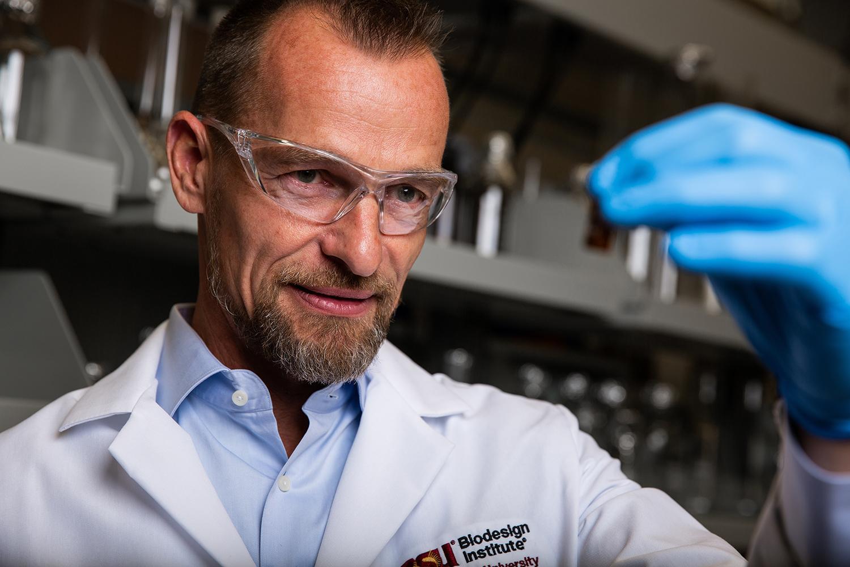 Rolf Halden ASU Biodesign