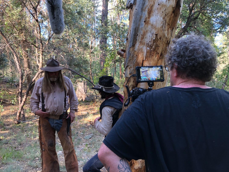 Filming Skinwalker