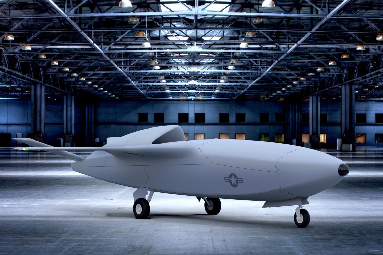 skyborg drone concept