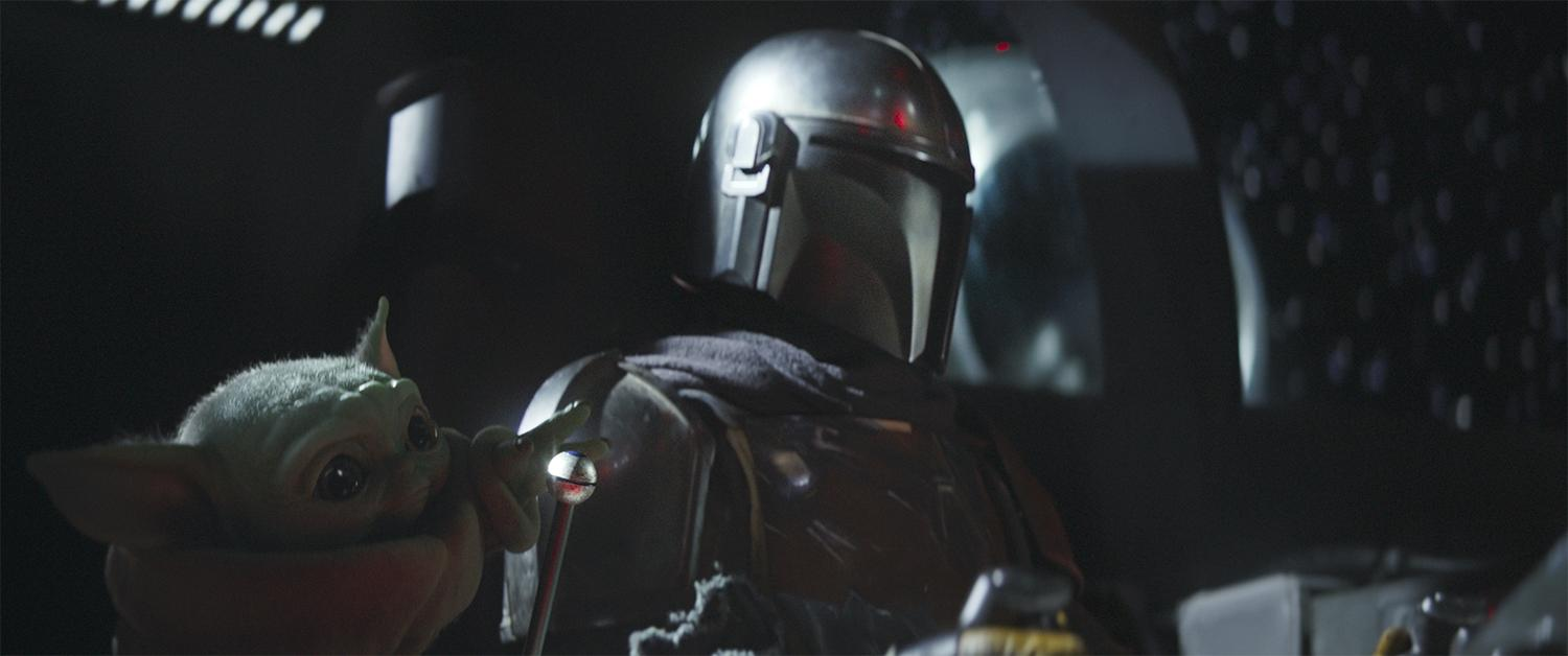 Star Wars The Mandalorian Disney+
