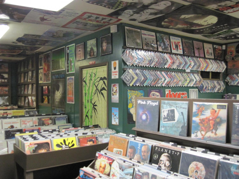 Tracks In Wax Record Store in Phoenix