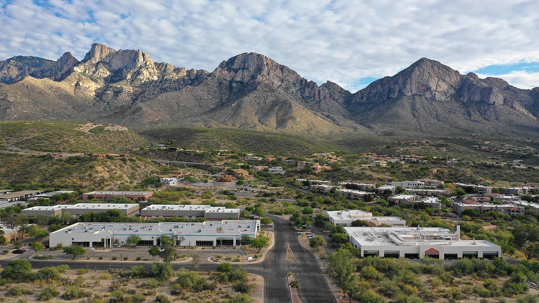 University of Arizona College of Veterinary Medicine building
