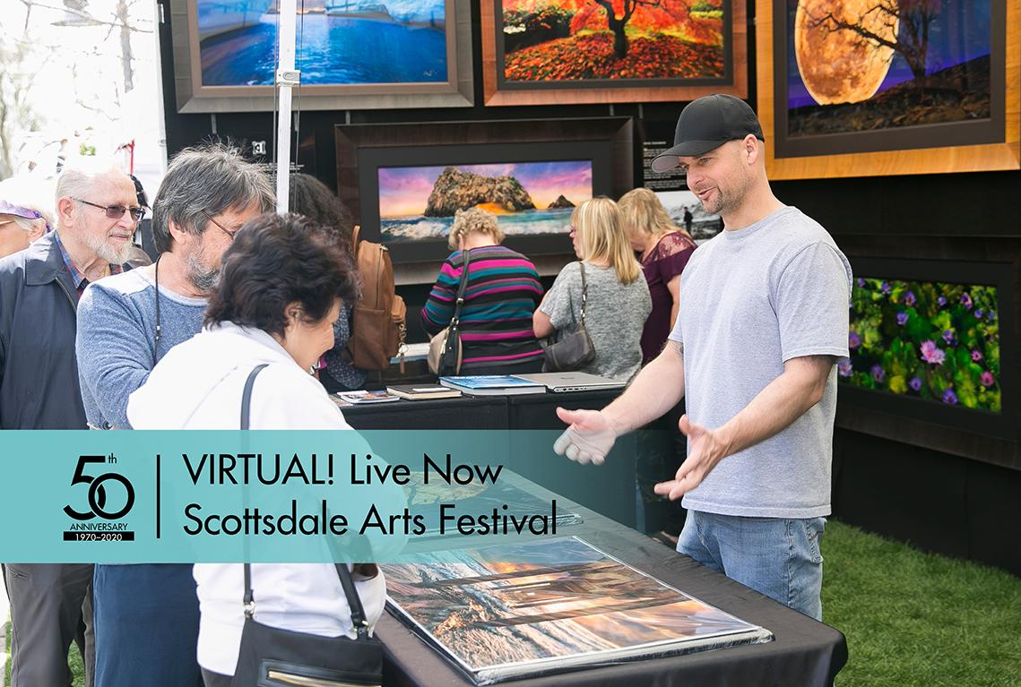 Virtual Scottsdale Arts Festival