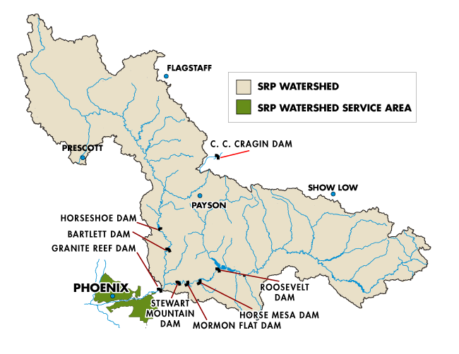 SRP Watershed