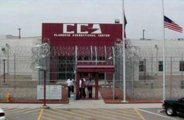 Core Civic facility proposed