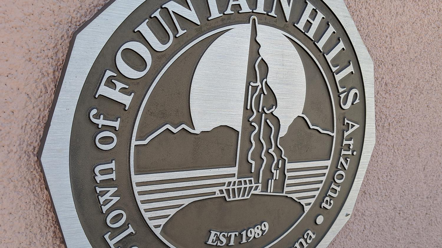 Fountain Hills seal