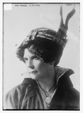 Frances Willard Munds