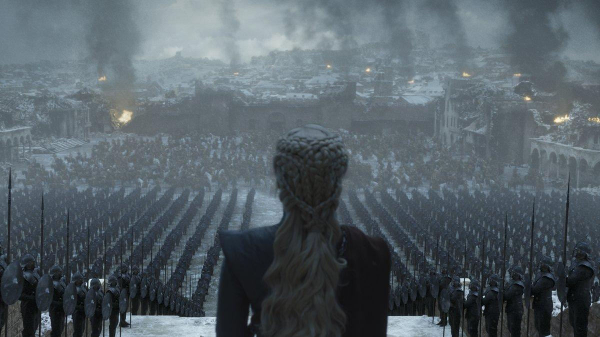 Game Of Thrones Season 8 Daenerys