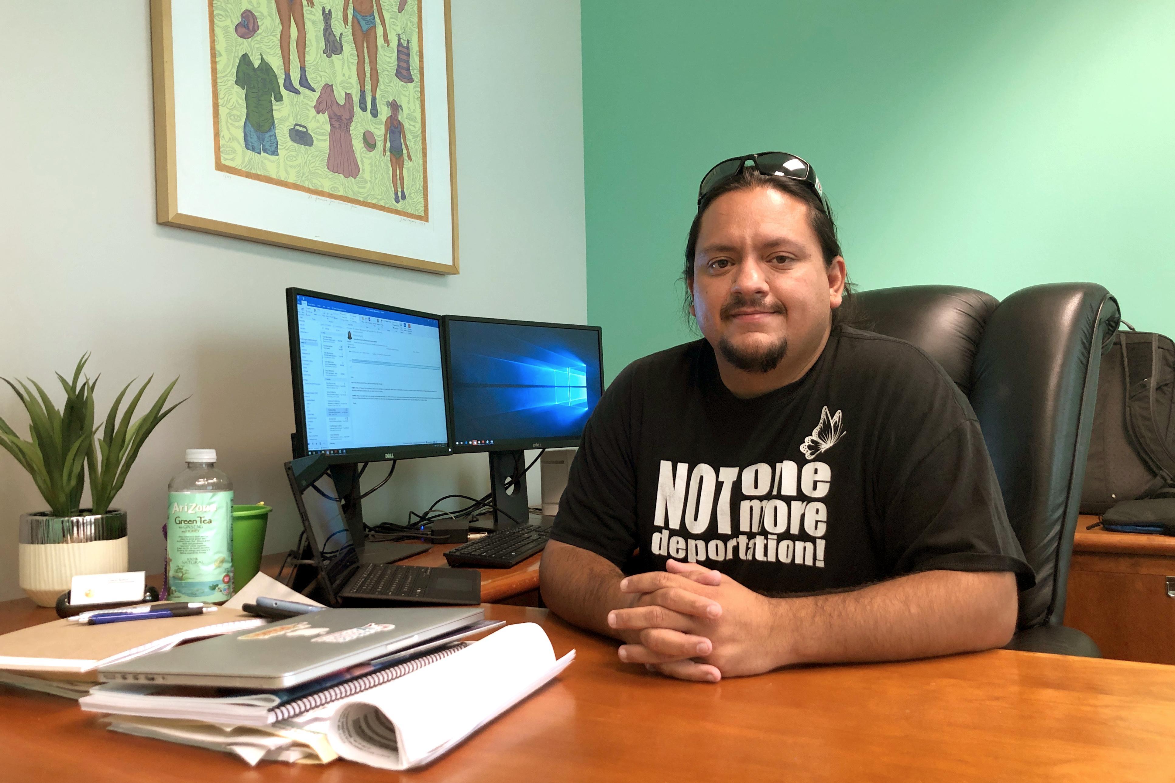 Phoenix City Councilmember Carlos Garcia