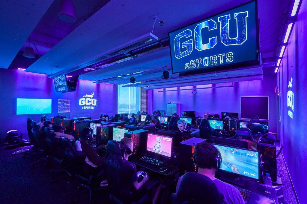Grand Canyon University Levels Up Its Esports Program Kjzz