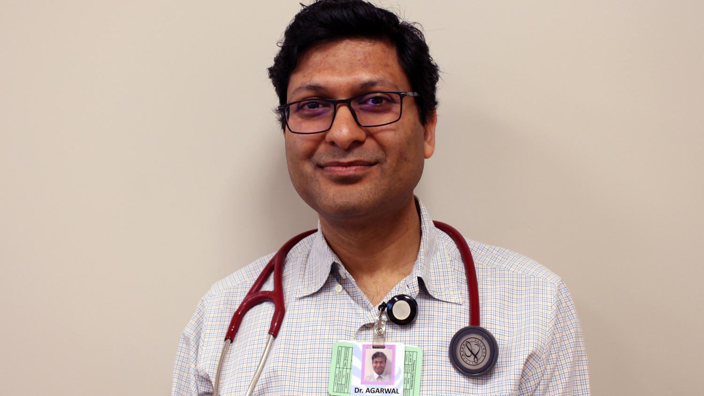 Dr. Nimit Agarwal