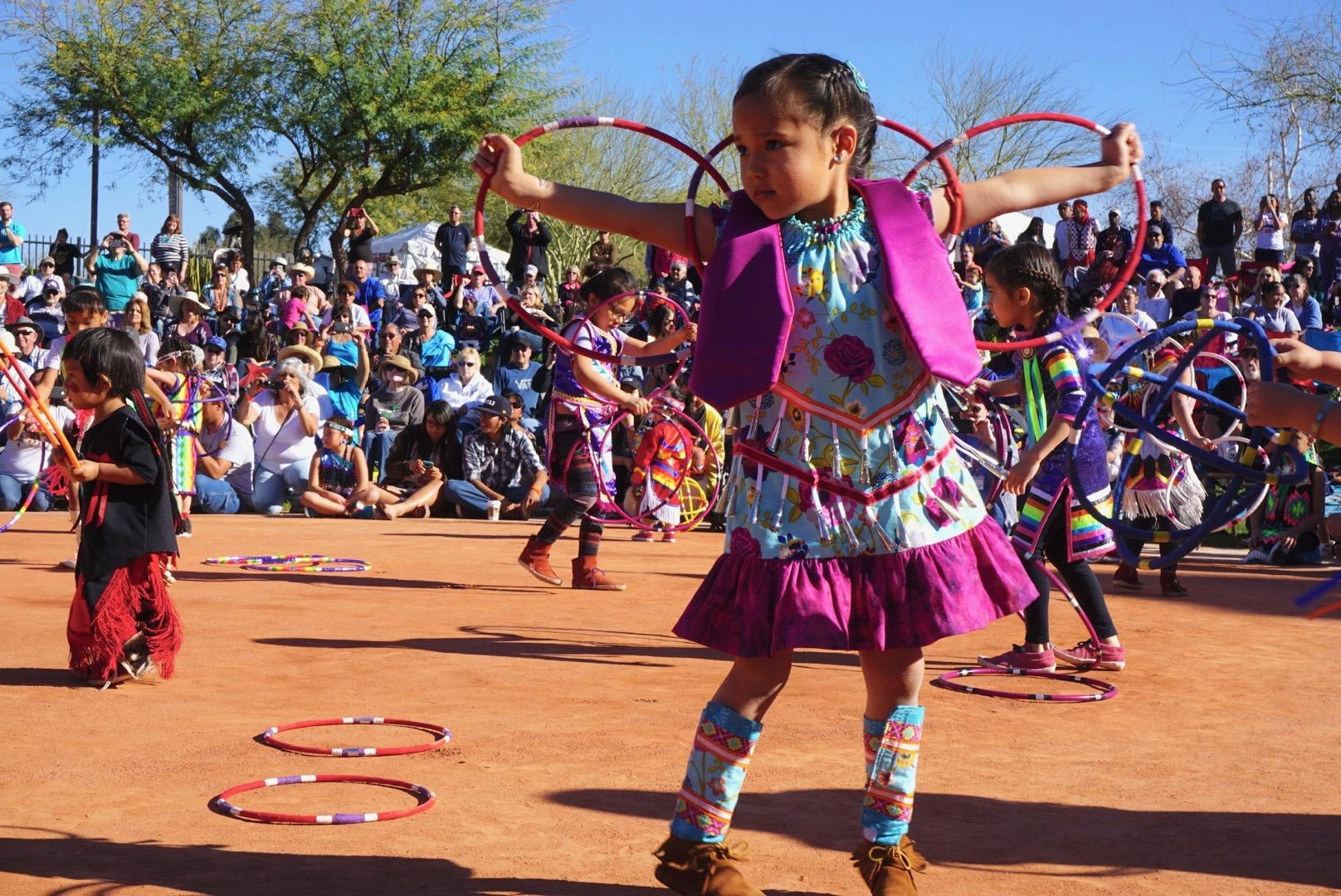 World Championship Hoop Dance Competition