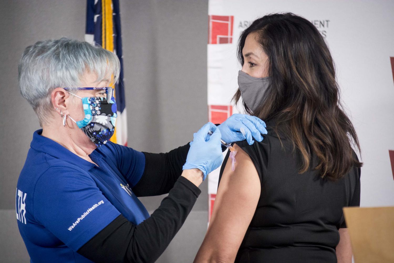 regina villa vaccine