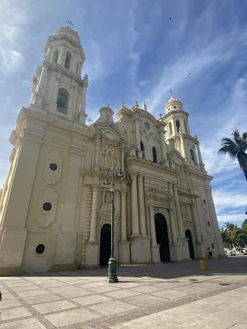 Hermosillo cathedral