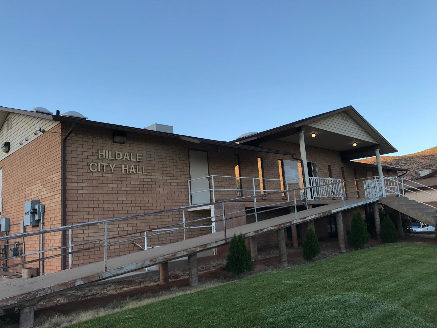 Hildale City Hall