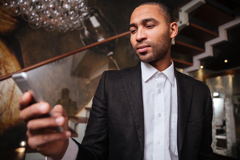 Hotel smartphone check in