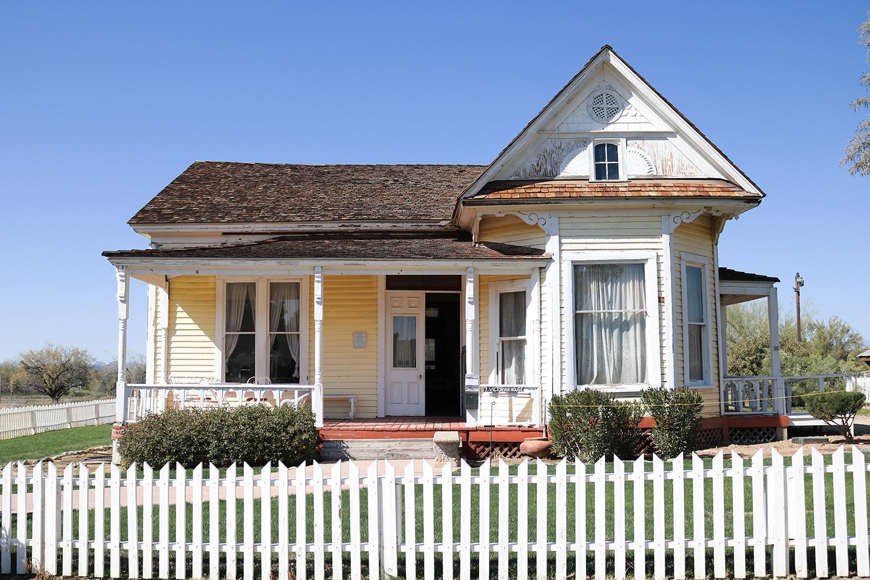 Karen Chen J. Marion Sears home
