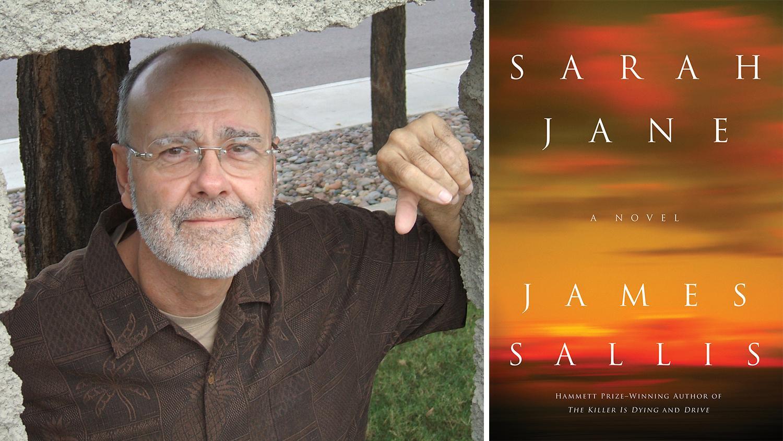 James Sallis and his book Sarah Jane
