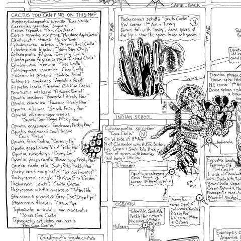 Jen Urso Cactus Map