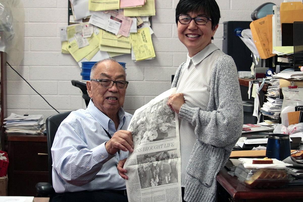 Kathy and Nick Nakagawa