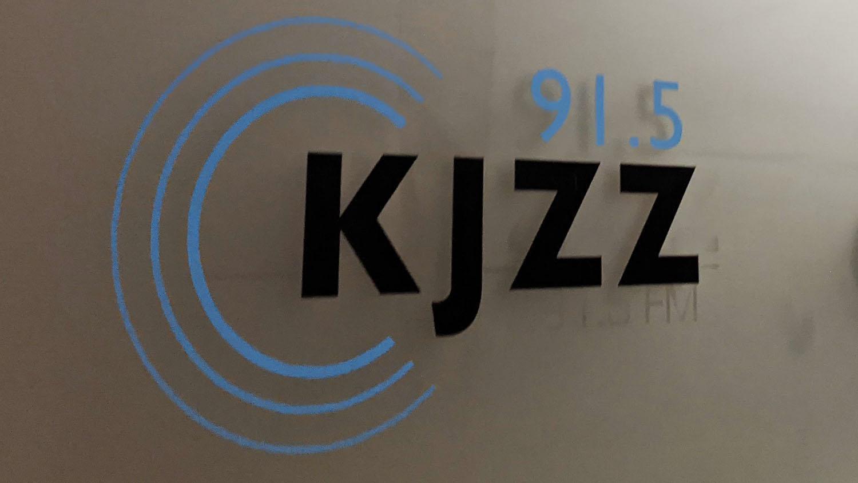 KJZZ sign