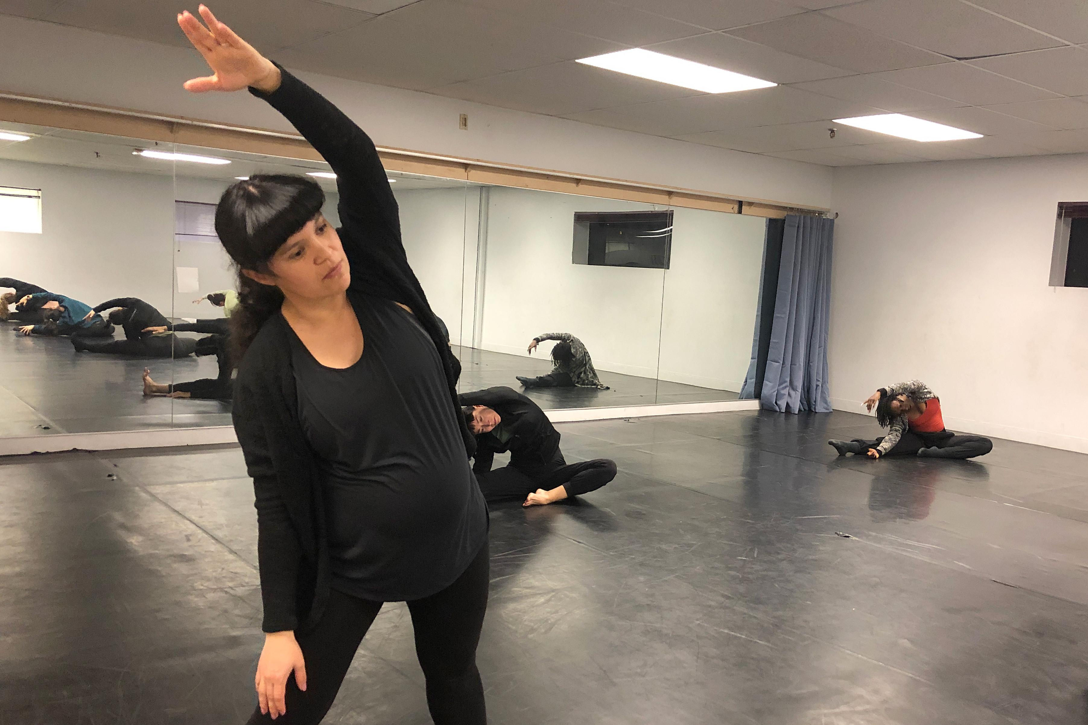 Liliana Gomez dance class Phoenix Center for the Arts