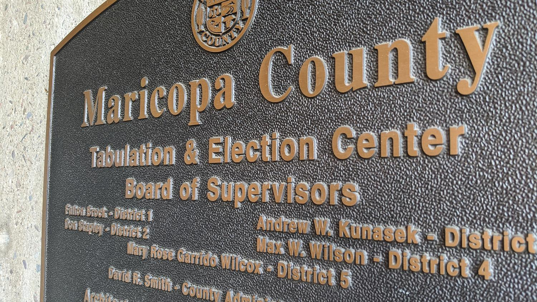 Maricopa County Tabulation and Election Center