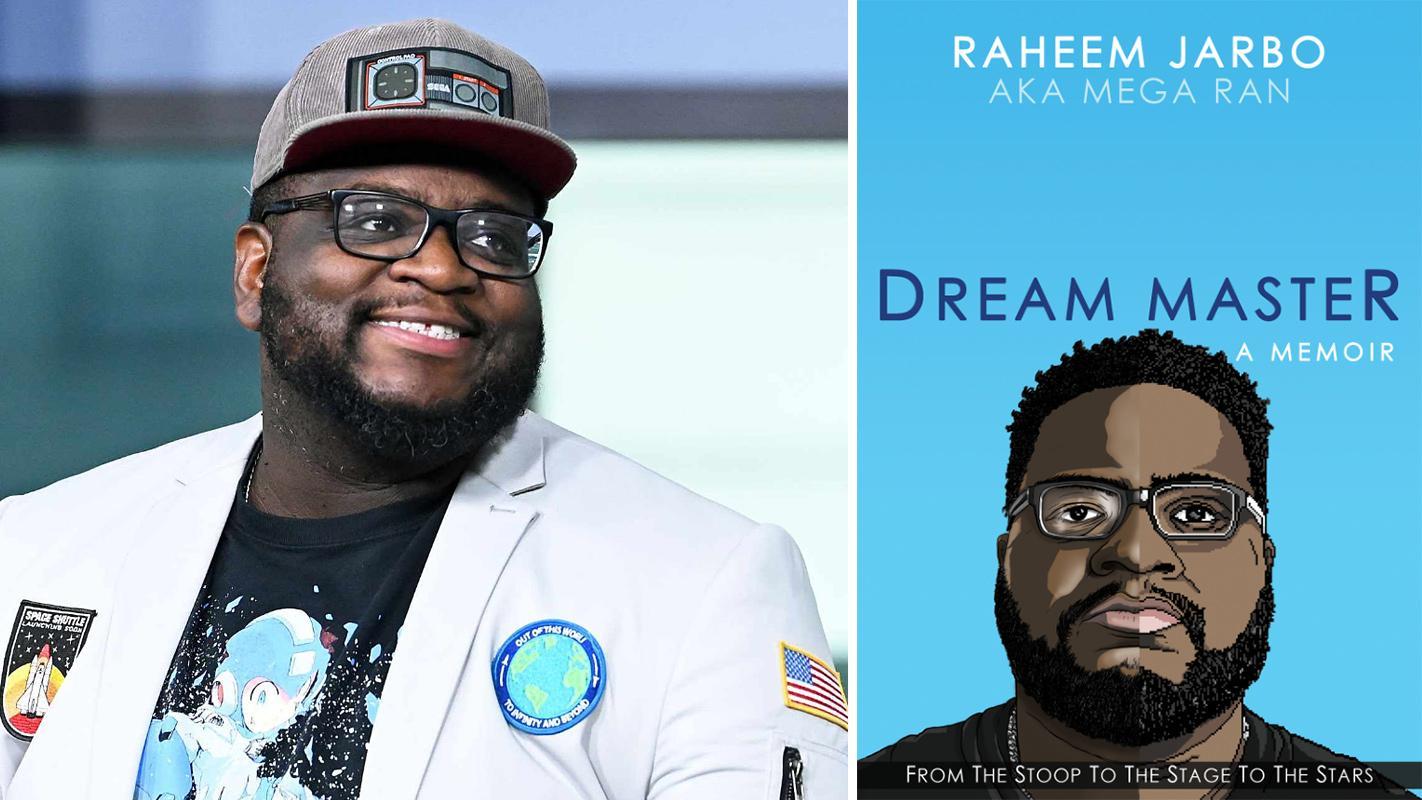 Mega Ran Raheen Jarbo Dream Master book
