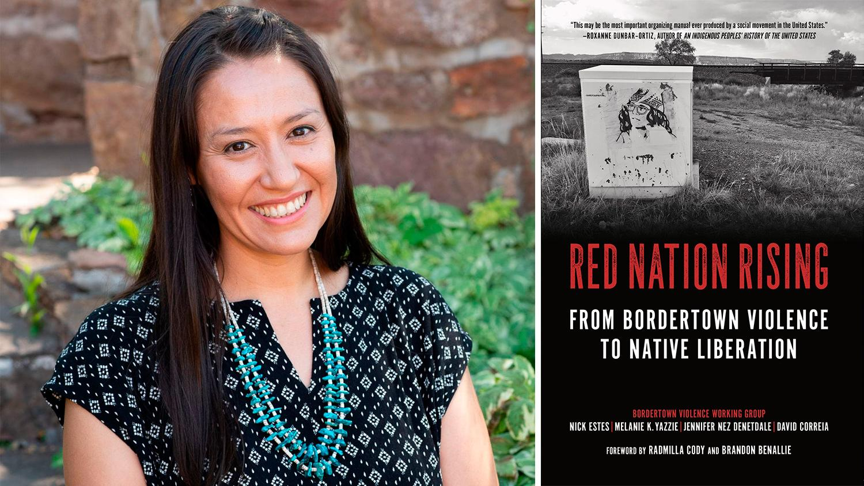 Melanie Yazzie Red Nation Rising