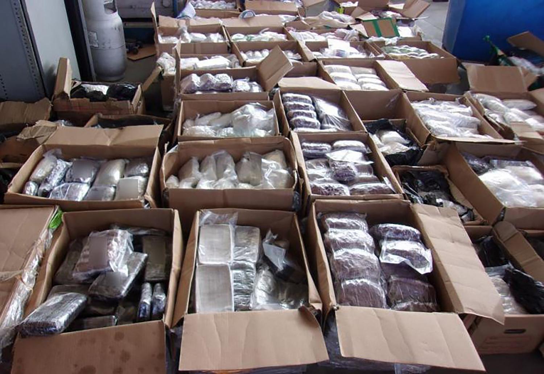 methamphetamine, fentanyl powder, fentanyl pills