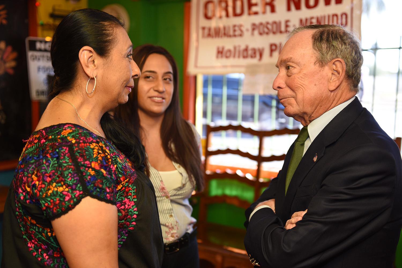 Michael Bloomberg Arizona