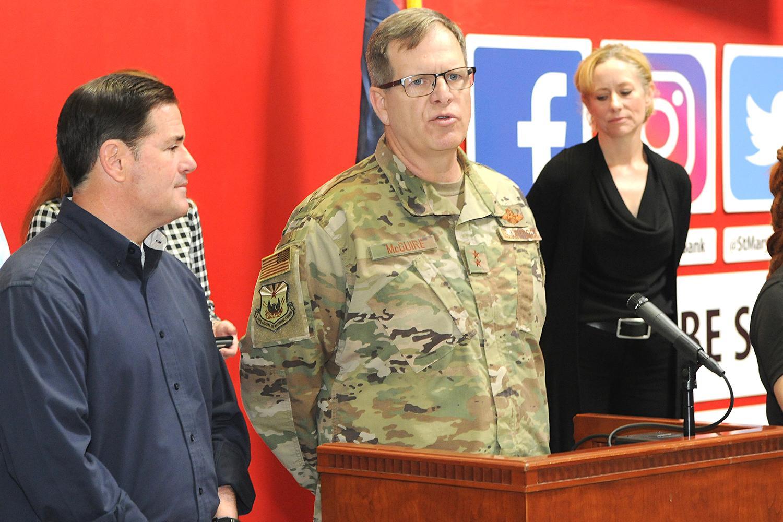 Michael McGuire Arizona National Guard
