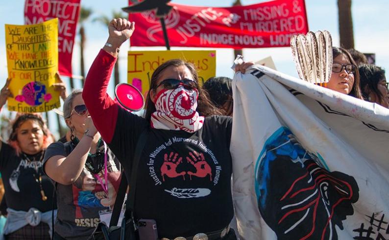 Indigenous woman led the 2019 Phoenix Women
