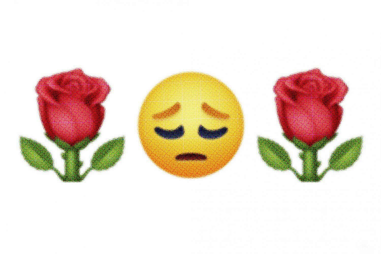 mourning emoji