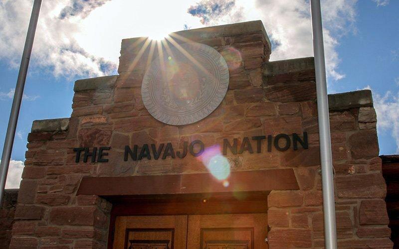 Navajo Nation president