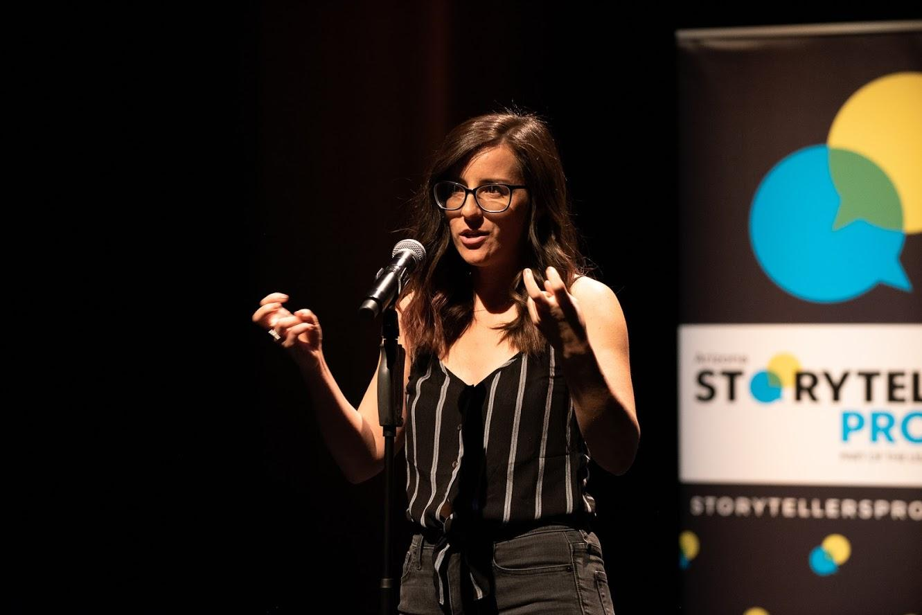 Arizona Storytellers Niki Cuccinotto