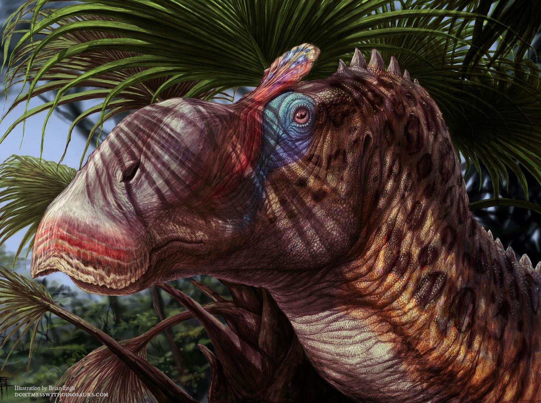 Ornatops incantatus artist rendering