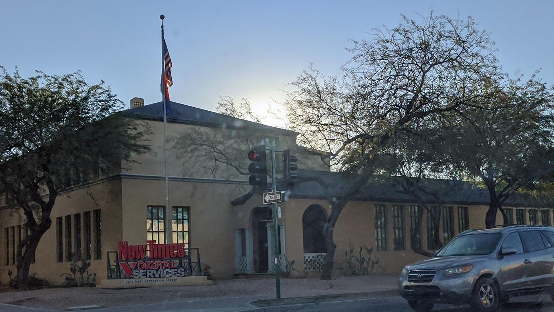 Phoenix New Times office