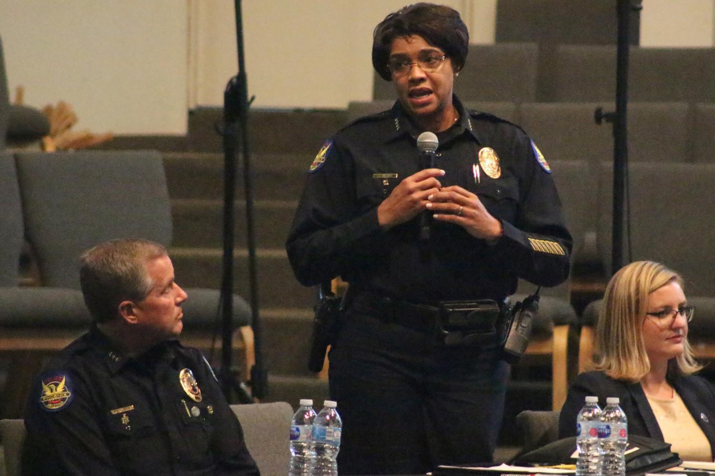 Phoenix Police video meeting