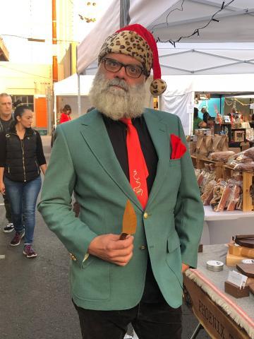 Hipster Santa Phoestivus